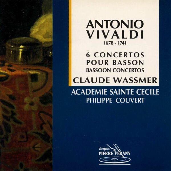 Vivaldi - 6 Concertos pour basson & cordes