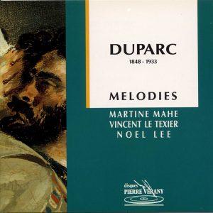 Duparc - Mélodies