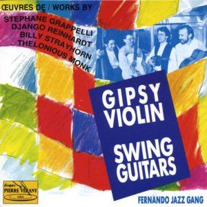 Gipsy Violin - Swing Guitars