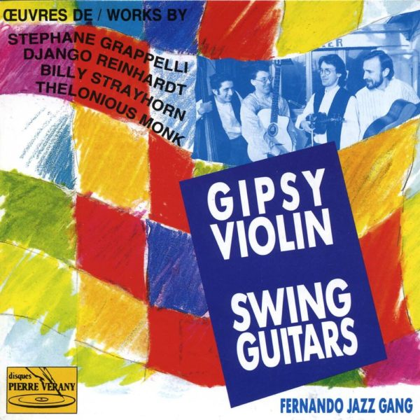 Gipsy Violin - Swing Guitars