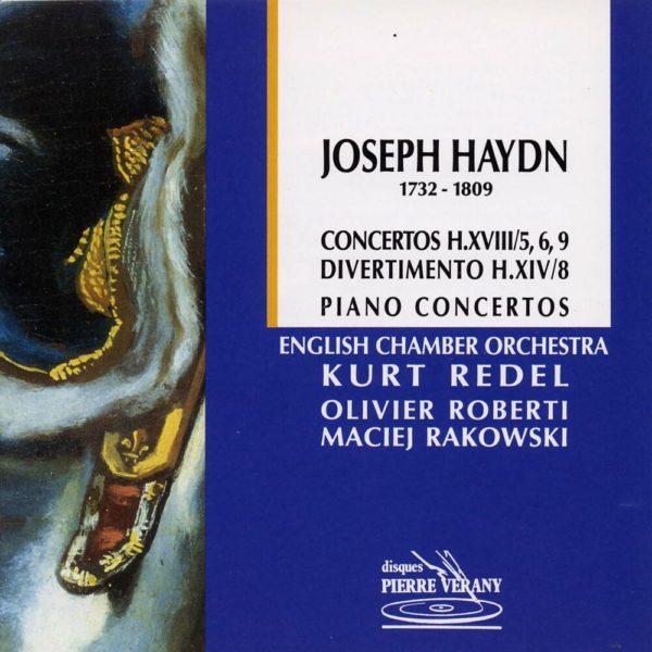 Haydn - Concertos pour piano