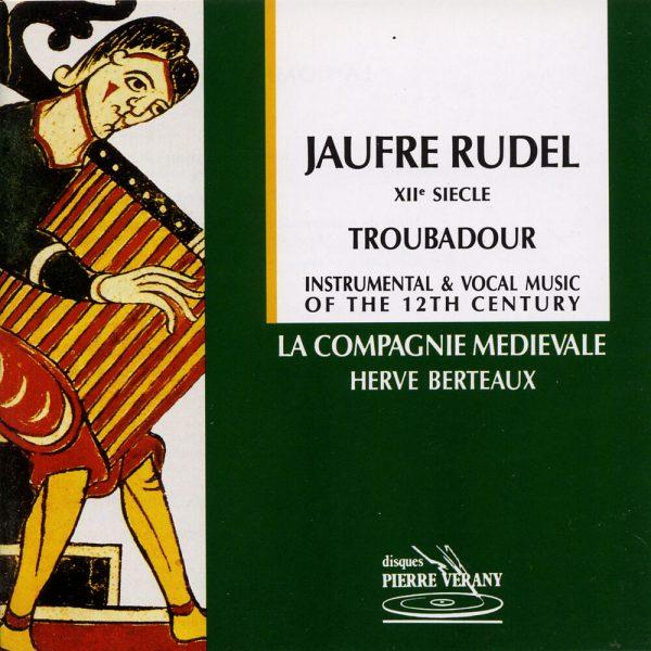 Jaufre Rudel - Troubadour