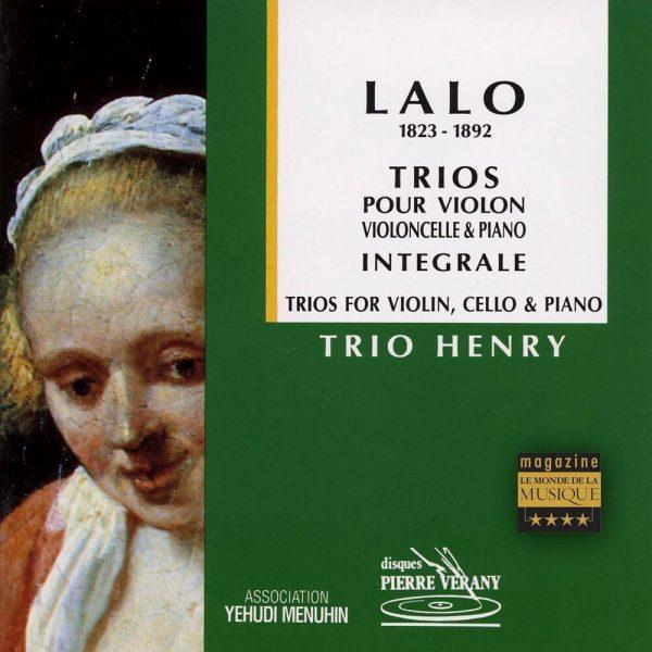 Lalo - Trios pour violon, violoncelle & piano
