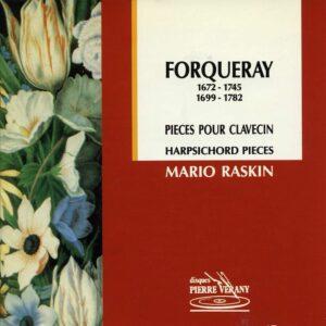 Forqueray - Pièces pour clavecin