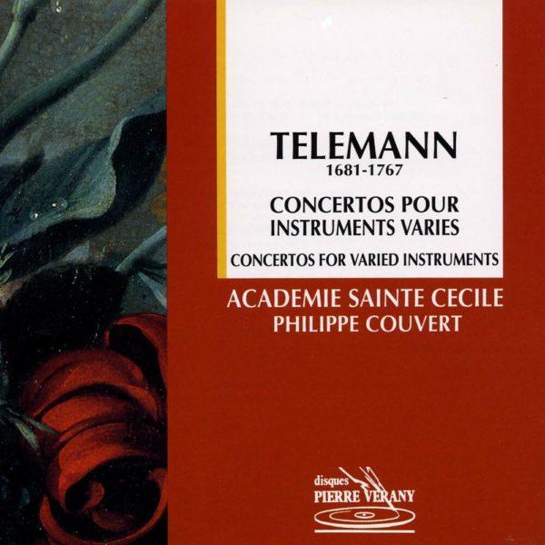 Telemann - Concertos pour instruments variés