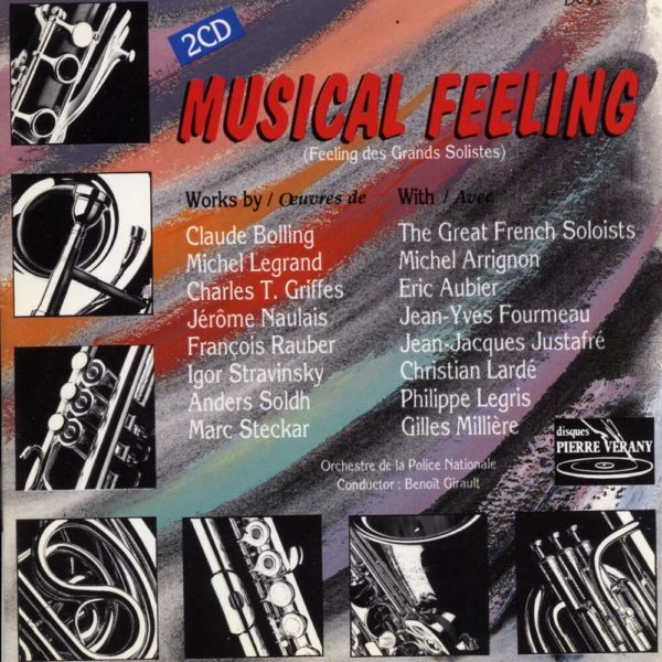 Musical Feeling - Feeling des grands solistes