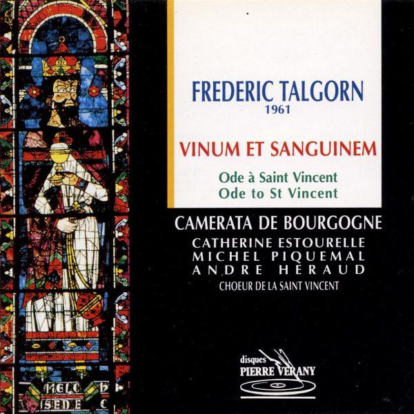 Talgorn - Vinum et Sanguinem / Ode à St-Vincent