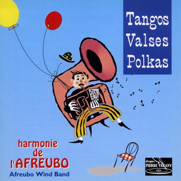 Tangos, Valses, Polkas...