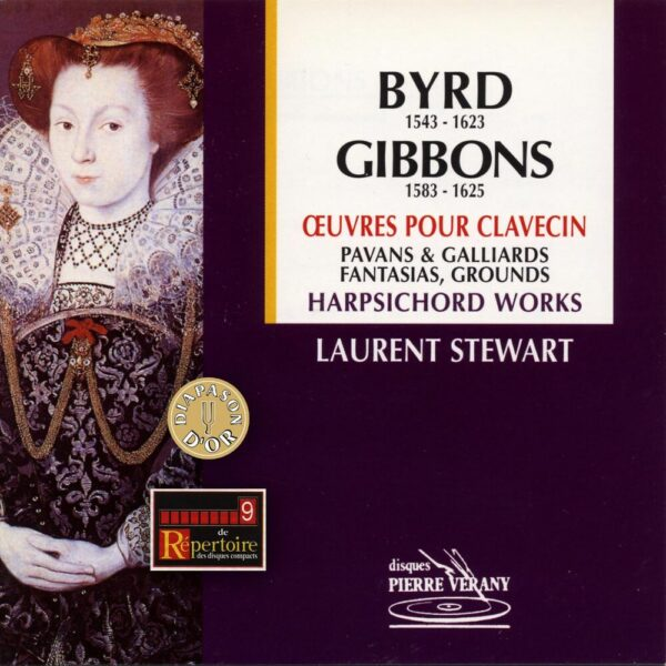 Byrd/Gibbons - Œuvres pour clavessin