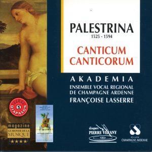 Palestrina - Canticum Canticorum