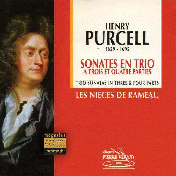 Purcell - Sonates en trio à trois & quatre parties