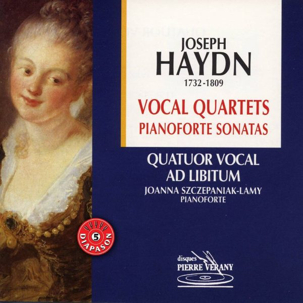 Haydn - Vocal Quartets - Pianoforte Sonatas