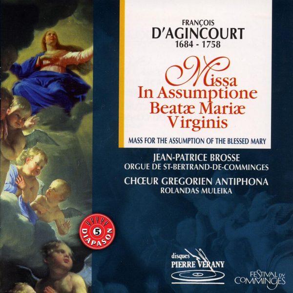 D'Agincourt - Missa in assumptione beata Mariae virginis