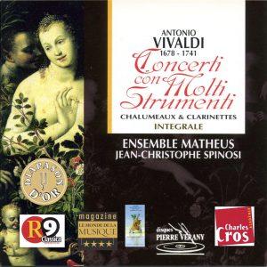 Vivaldi - Concerti con molti strumenti Vol.1