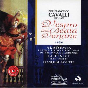 Cavalli - Vespro della Beata vergine - 1656