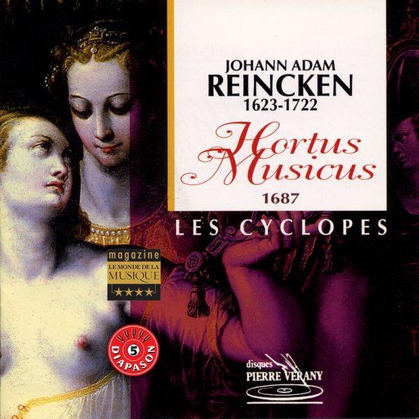 Reincken - Hortus Musicus 1687