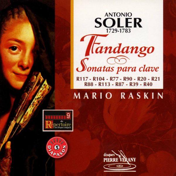 Soler  - Fandango y sonatas para clave