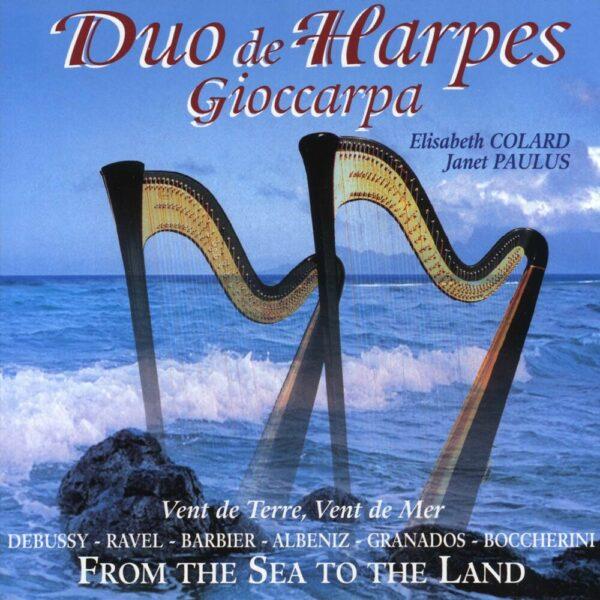 Duo de harpes Gioccarpa