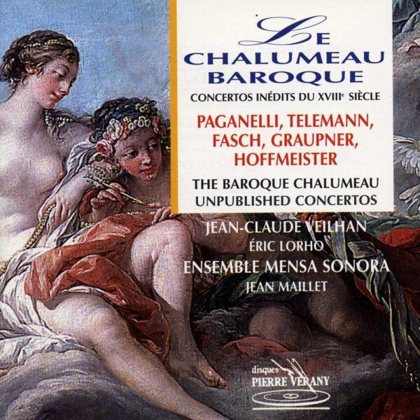 Le chalumeau baroque - Concertos inédits du 18ème siècle