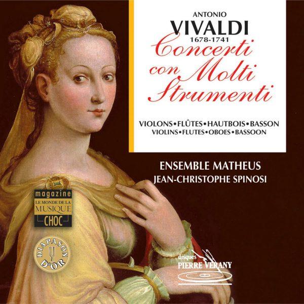 Vivaldi - Concerti con molti strumenti Vol.2