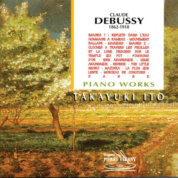 Debussy - Œuvres pour piano - Vol.1