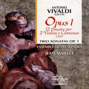Vivaldi - 12 Sonate per 2 violoni e continuo, Op. 1