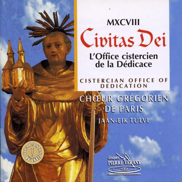 Civitas dei l'office cistercien de la dédicace (1098)
