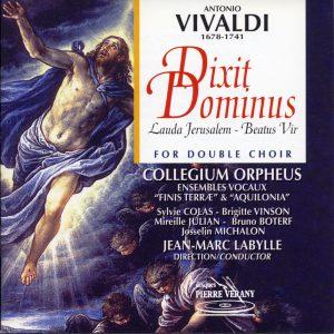 Vivaldi - Dixit dominus - Lauda jerusalem - Beatus vir