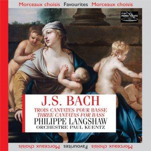 Bach J.S. - 3 Cantates pour basse