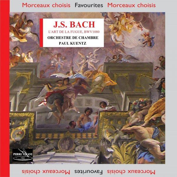 Bach J.S. - L'Art de la Fugue, Bwv 1080