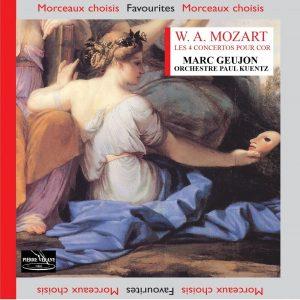 Mozart - Les quatre Concertos pour cor