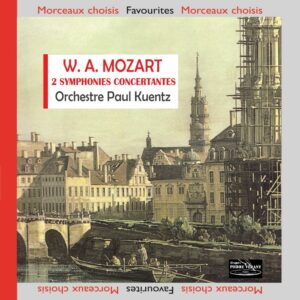 Mozart - 2 Symphonies concertantes