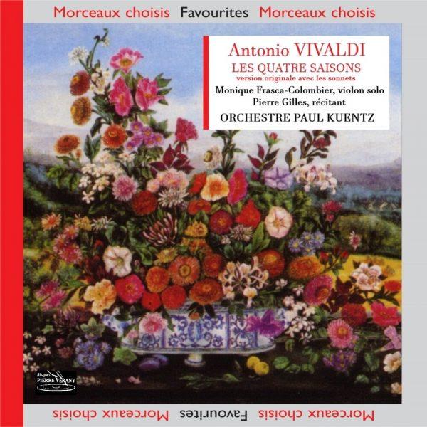 Vivaldi - Les Quatre Saisons avec sonnets originaux