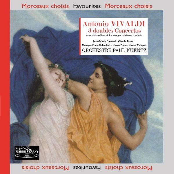 Vivaldi - 3 doubles concertos