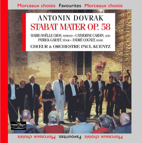 Dvorak - Stabat Mater, Op. 58