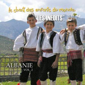 Chant des Enfants du Monde - Digital vol.2 - Albanie