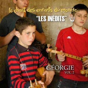 Chant des Enfants du Monde - Digital Vol.2 - Géorgie