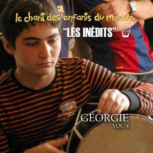 Chant des Enfants du Monde - Digital Vol.4 - Géorgie