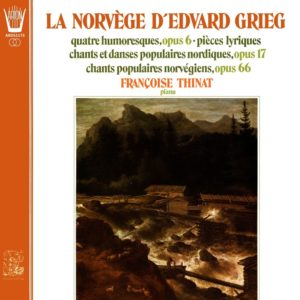 La Norvège d'Evard Grieg