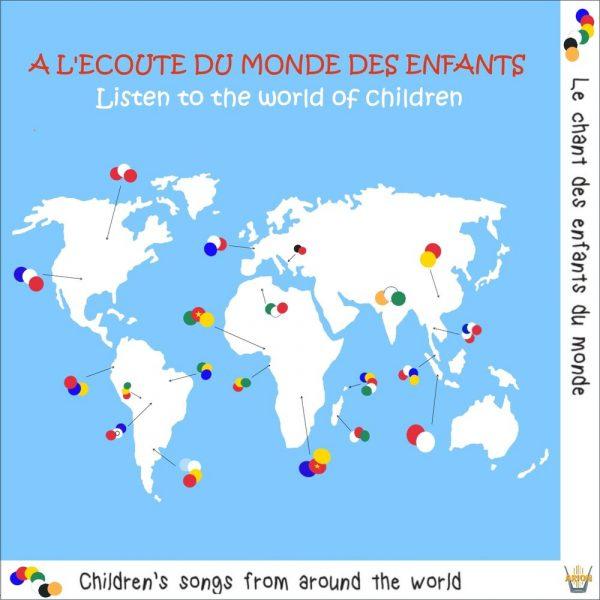 """""""""""""""A l'écoute du Monde des Enfants"""""""""""""""