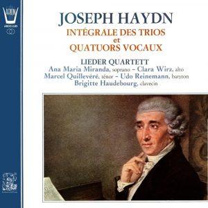 Haydn - Intégrale des Trios et Quatuors Vocaux
