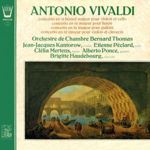 Vivaldi - 4 Concerti
