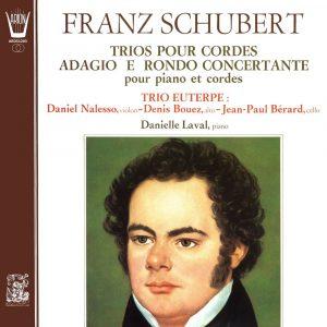 Schubert - Trios pour cordes