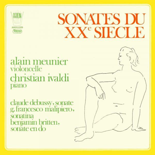 Sonates du XXème siècle
