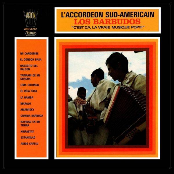 L'accordéon sud-américain