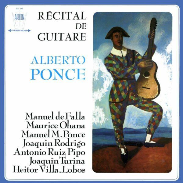 Alberto Ponce - Récital