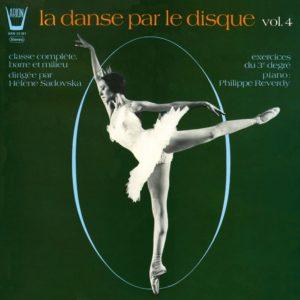 La danse par le disque Vol.4 - Exercices du 3ème degré