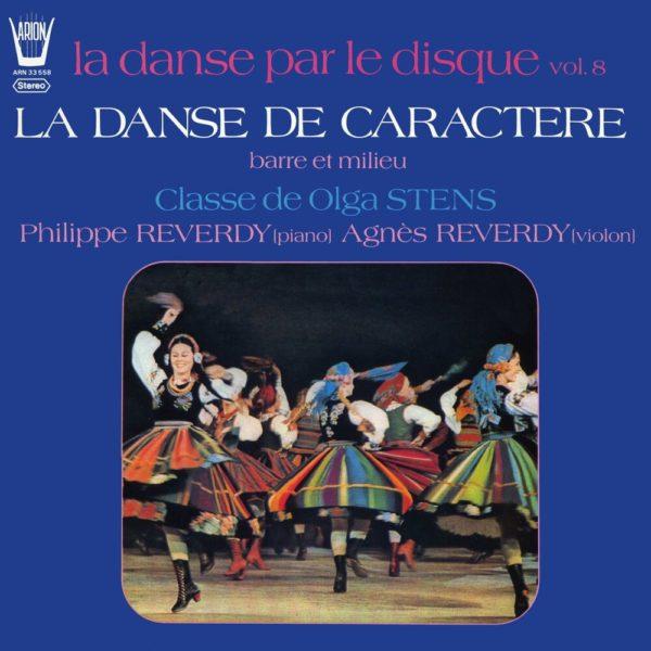 La danse par le disque Vol.8 - La danse de Caractère