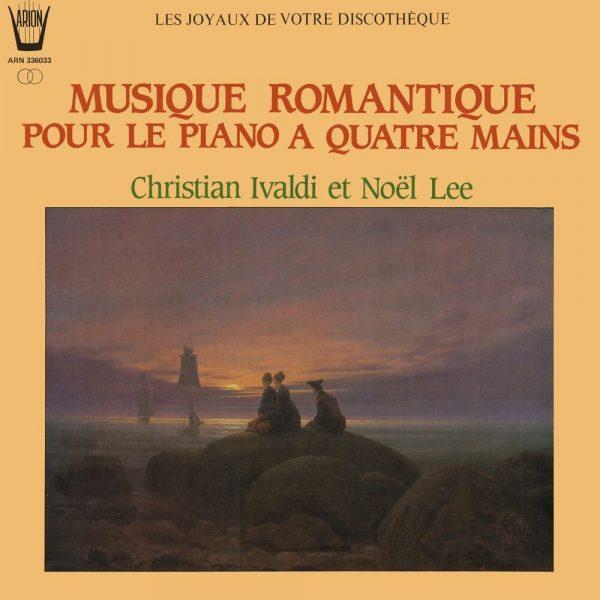 Musique romantique pour le piano à 4 mains