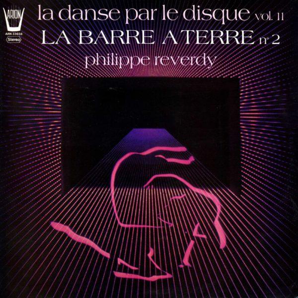 La danse par le disque Vol.11 - Barre à terre N° 2